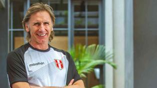 Ricardo Gareca cumple seis años al mando de la selección peruana