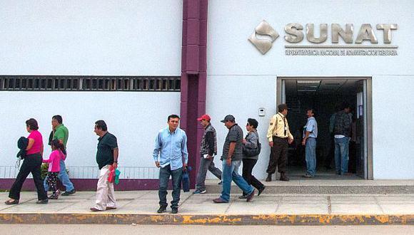 La Sunat rematará terrenos y vehículos este viernes