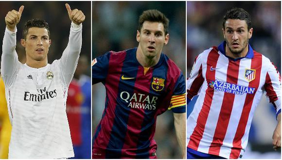 Copa del Rey: Real Madrid, Barcelona y los otros partidos