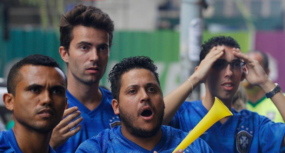Brasil vs. Chile: los rostros de preocupación tras el alargue - 3