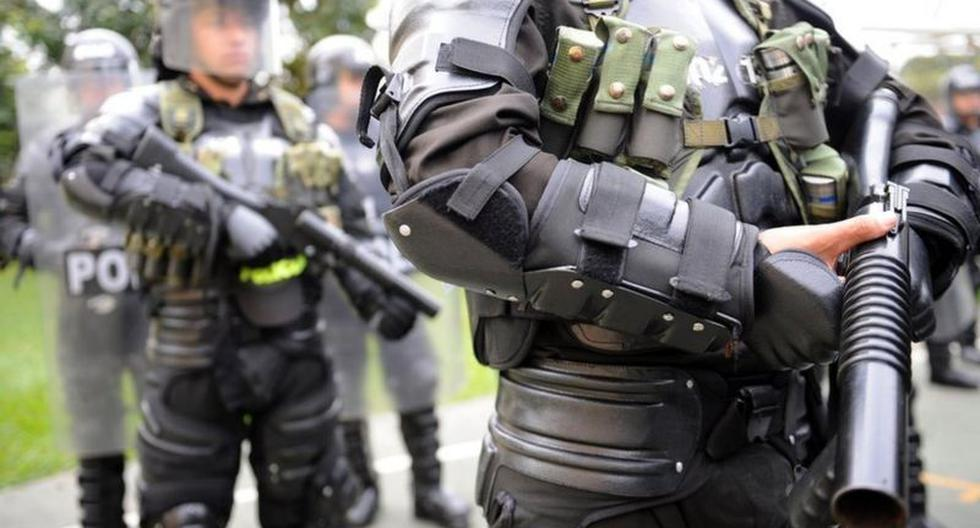What is Esmad, the questioned riot squad pointed out by the deaths of protesters in Colombia