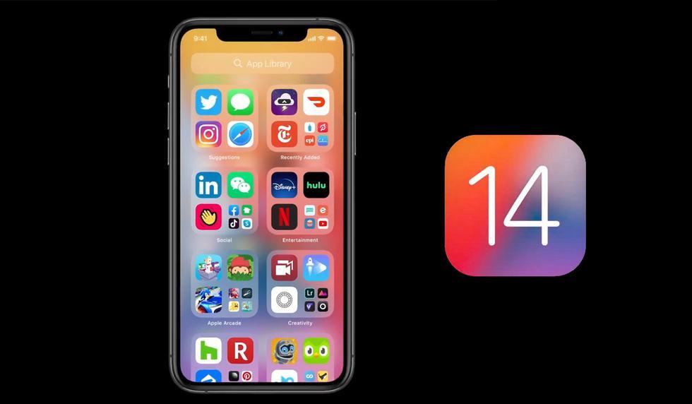 Apple lanza su más reciente software iOS 14. Conoce ahora los celulares iPhone compatibles oficialmente. (Foto: Apple)