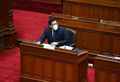Congreso: Preocupaciones y pedidos sobre el voto de confianza al Gabinete Zeballos aún pendiente