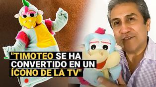 Timoteo cumplió 25 años: Ricardo Bonilla cuenta lo que significa interpretar a este personaje