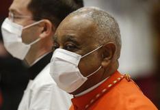 El Papa Francisco designó al primer cardenal negro de la historia de Estados Unidos