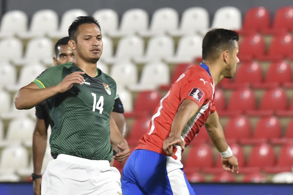 Paraguay - Bolivia: Eliminatorias Qatar 2022. (Foto: AFP)