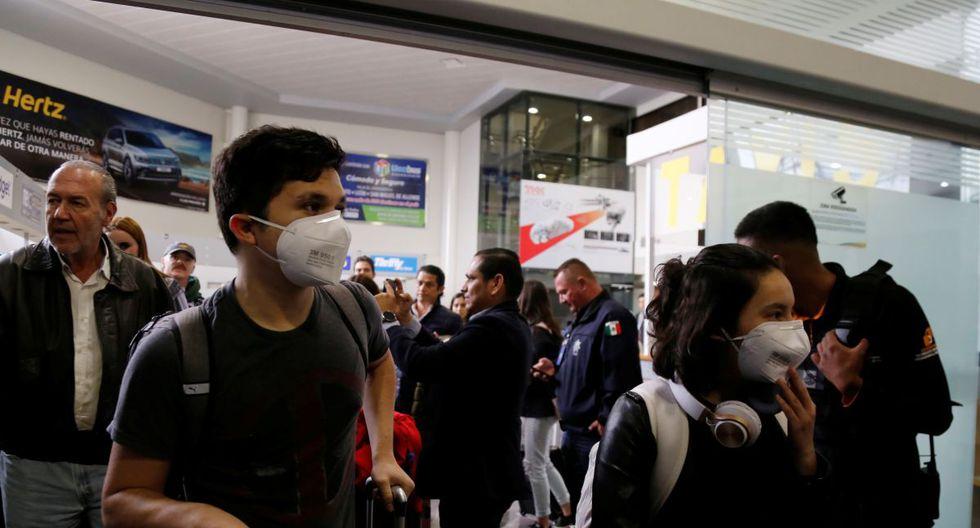 El embajador señaló que los 10 mexicanos fueron repatriados el 1 de febrero con el apoyo del Gobierno francés. (Reuters)