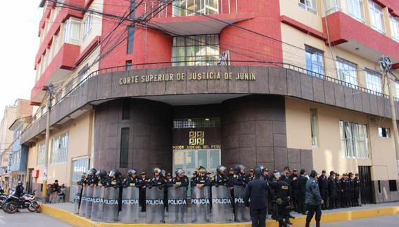 Junín: dictan detención preliminar para presunto feminicida