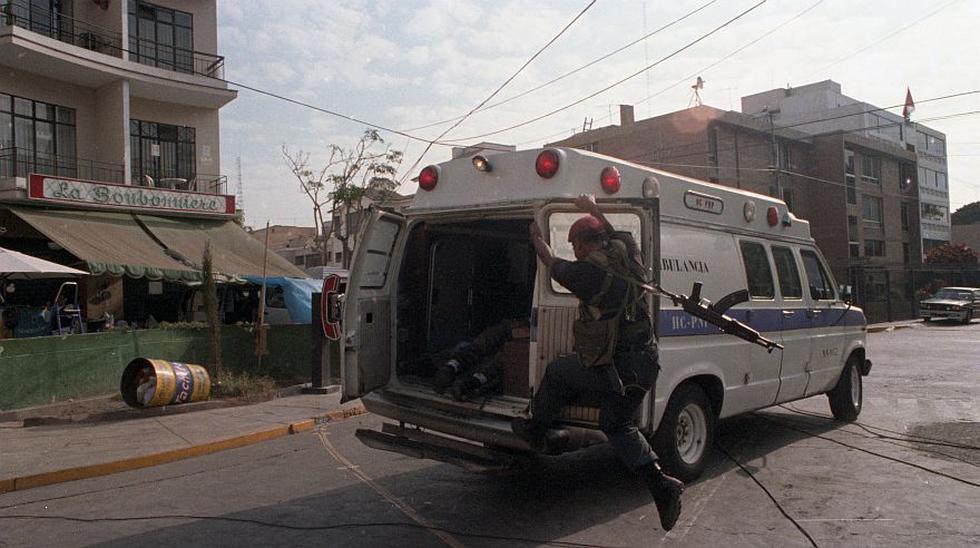 Momentos de la operación: el rescate de los rehenes paso a paso - 8