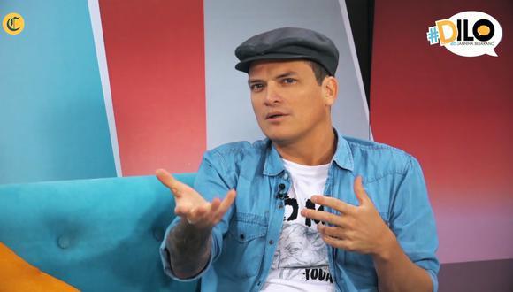 Óscar López Arias se confiesa en #Dilo