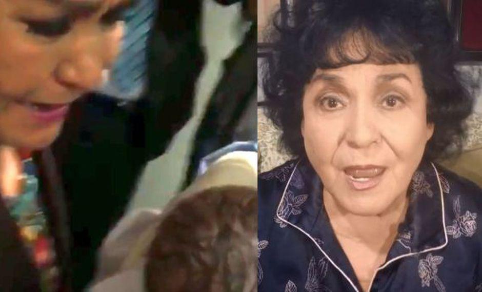 Carmen Salinas, la actriz mexicana más querida en redes sociales. (Foto: Instagram)