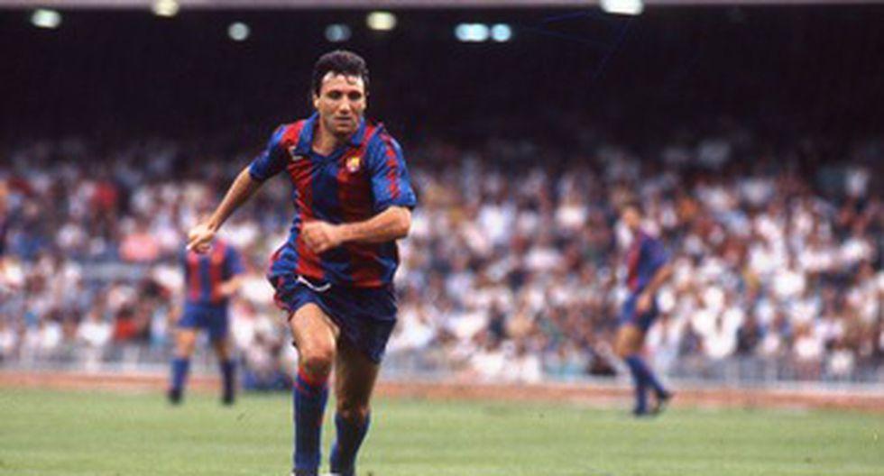Hristo Stoichkov, Bulgaria. | Foto: FC. Barcelona