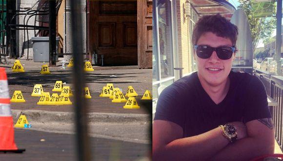 Tiroteo Dayton, Ohio: Connor Betts, el autor del tiroteo que dejó 9 muertos en el barrio de Oregon.