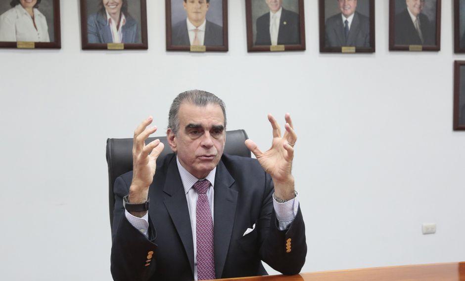 Pedro Olaechea. (Foto: GEC)
