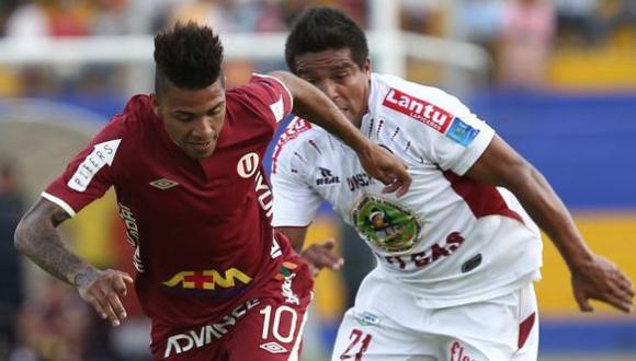 Inti Gas venció 2-0 a la 'U' y es el nuevo líder del Apertura