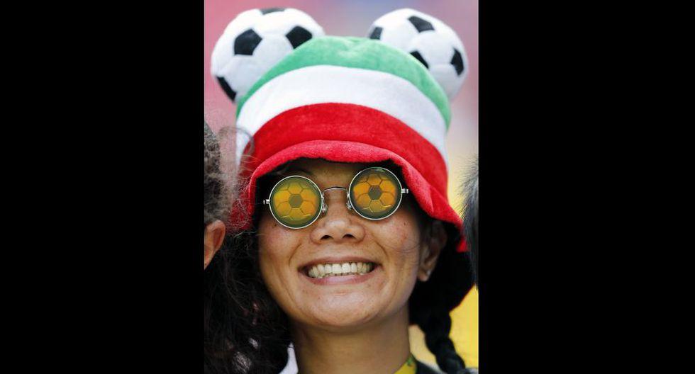Italia vs. Costa Rica: así lo viven los hinchas en las tribunas - 6