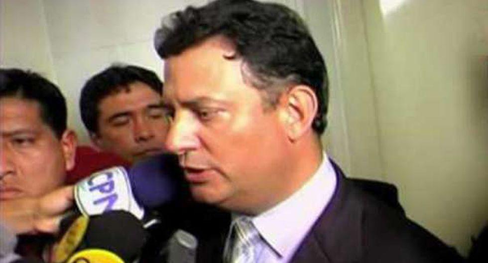 Alan Azizollahoff se encontraba prófugo de la justicia. Sin embargo fue rastreado por autoridades peruanas y sudafricanas, comprobándose que este radica actualmente en Sudráfrica. (Foto: Andina)