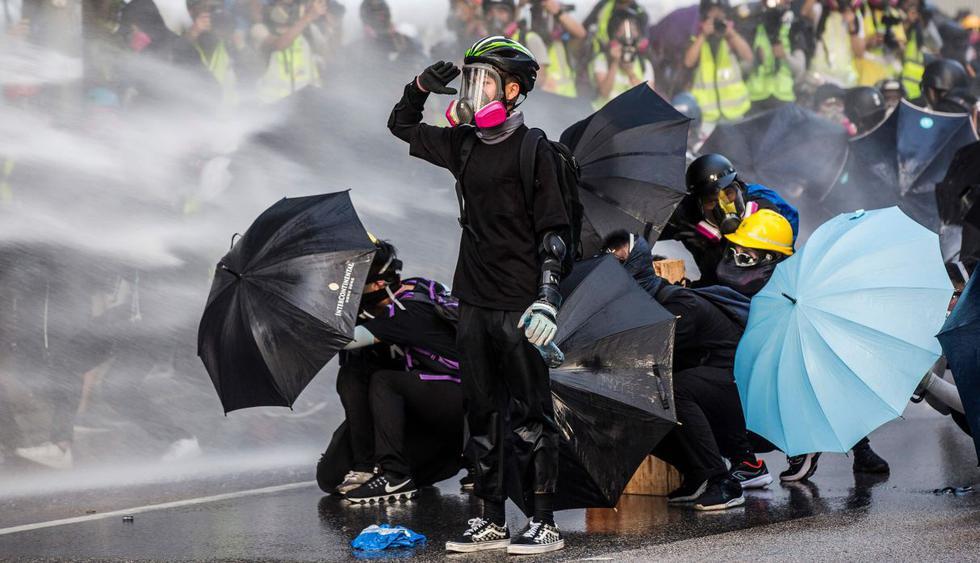 Manifestantes de Hong Kong no se arrepienten de seis meses de sacrificios. (Foto: AFP)