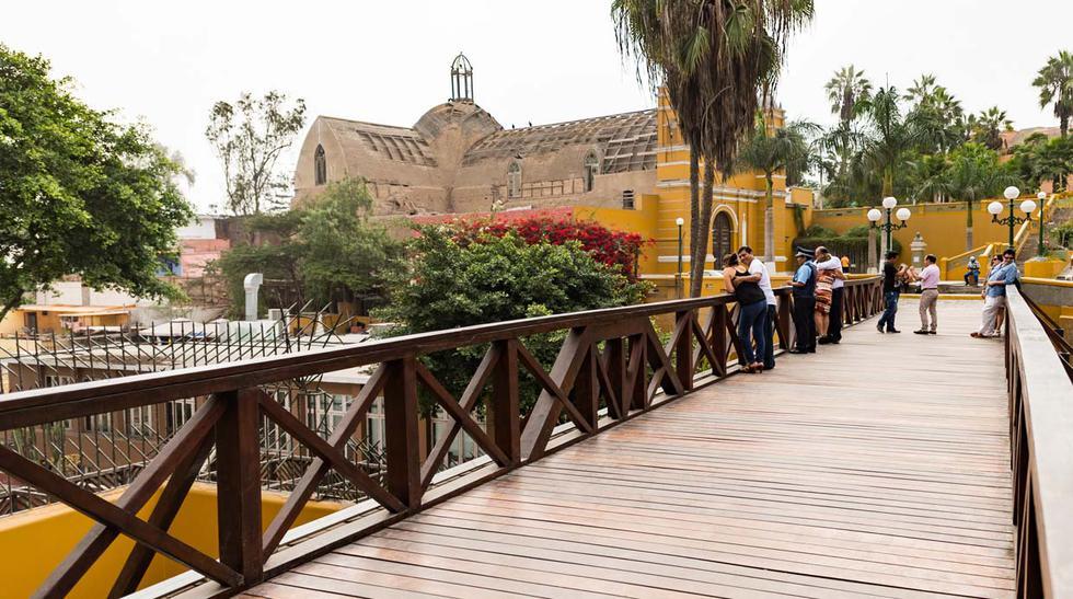 TripAdvisor: Los 10 'sitios de interés' más populares de Lima - 1