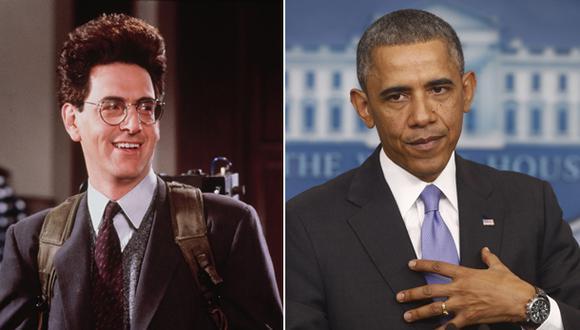 """Obama: fallecido 'cazafantasmas' era un """"genio de la comedia"""""""