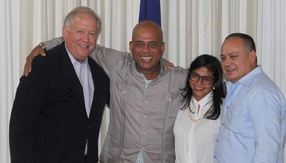 Venezuela y EE.UU. negocian la normalización de relaciones