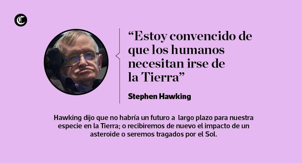 Stephen Hawking 10 Frases Que Te Podrían Dejarte Sin