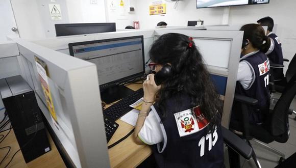 El Ministerio de Transporte y Comunicaciones (MTC) informó que se han suspendido 719 líneas telefónicas por hacer llamadas perniciosas a los números de emergencia. (Foto: Minsa)