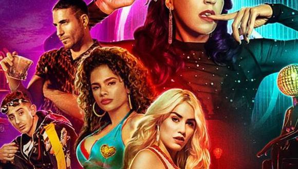 """¿Cuántos episodios tendrá la segunda temporada de """"Sky Rojo""""? (Foto: Netflix)"""