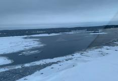 Un guía muerto y cinco turistas franceses desaparecidos tras accidente sobre hielo en Canadá