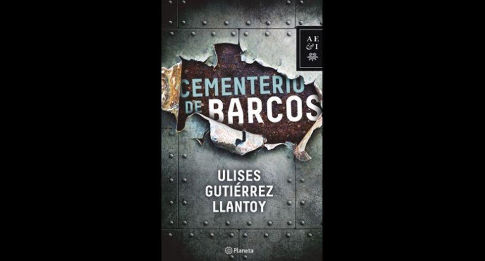 """Cementerio de barcos"" - Ulises Gutiérrez Llantoy."