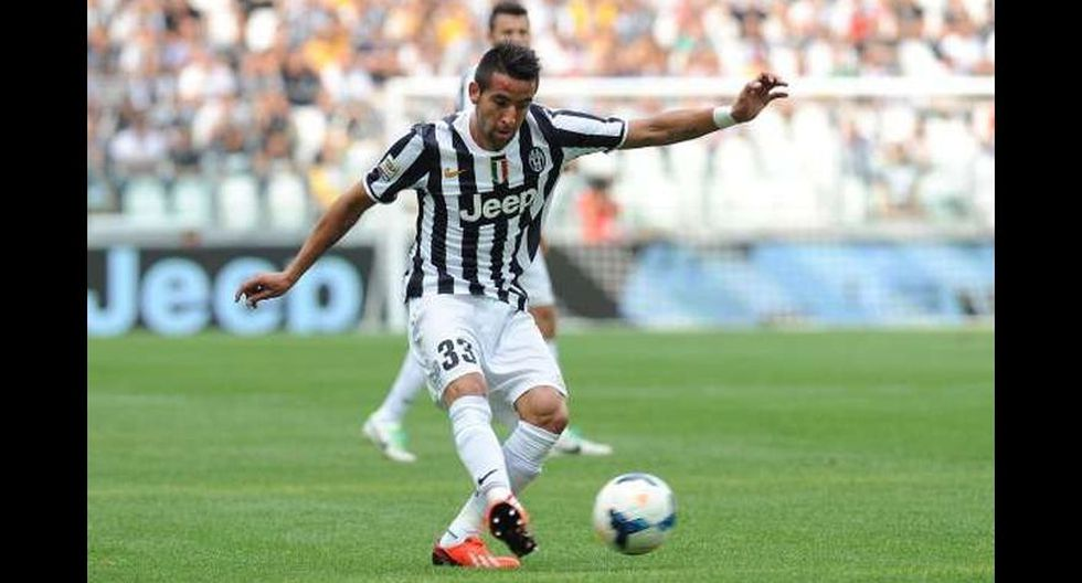 Mauricio Isla fichó por Juventus desde el Udinese por 13.9 millones de euros. (Foto: agencias)