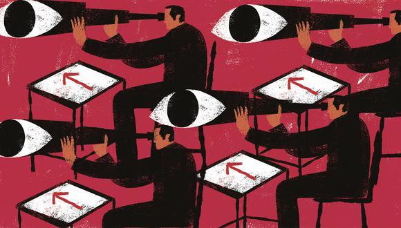 """""""Sería necesario mejorar la percepción de los beneficios de la formalidad empresarial"""". (Ilustración: Víctor Aguilar Rua)"""