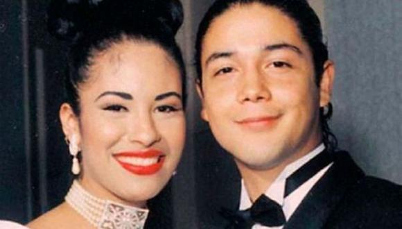 Selena Quintanilla y Chris Pérez se casaron en 1992 (Foto: Chris Pérez/ Instagram)