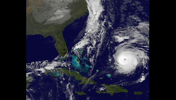Gonzalo, el primer huracán de categoría 4 de la temporada