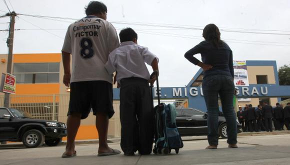 (Foto: Juan Ponce / Archivo El Comercio)