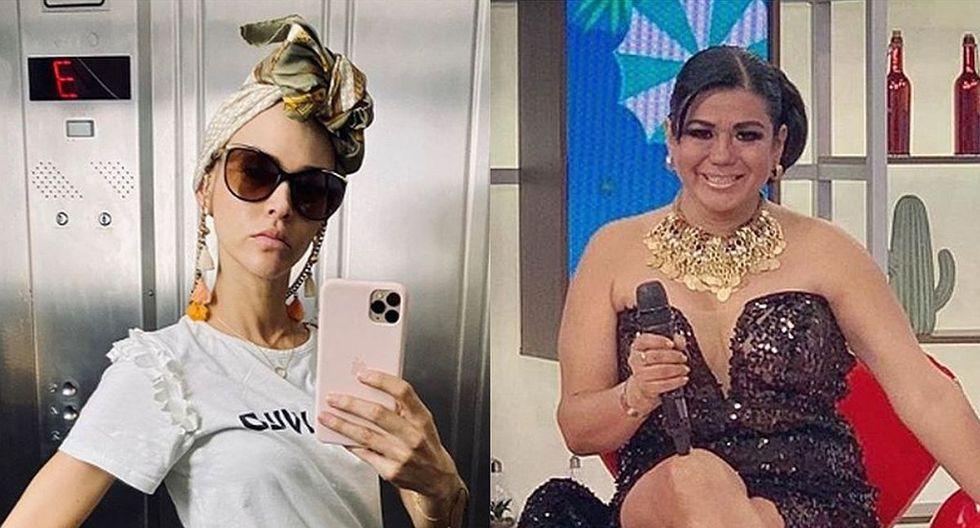 La actriz Anahí de Cárdenas usó sus redes sociales para expresarse ante las disculpas de la estilista Danitza García. (Foto: Instagram)