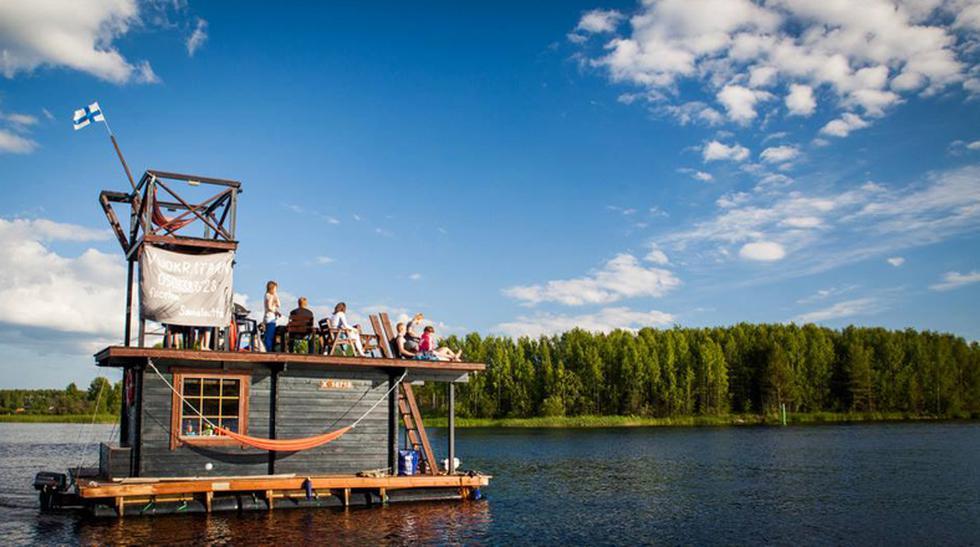 Una experiencia llamada Finlandia - Con Estilo TV