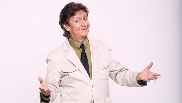 Adolfo Chuiman es un primer actor y comediante peruano, más conocido por su rol de Manolo en Risas y Salsa.  (Foto: Andina)