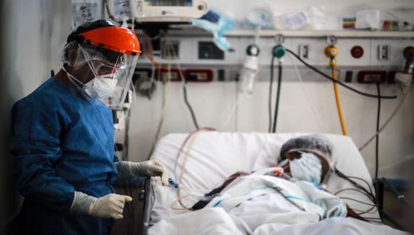 Coronavirus en Argentina | Últimas noticias | Último minuto: reporte de infectados y muertos hoy, lunes 23 de noviembre del 2020 | Covid-19 | (Foto: EFE/EPA/JUAN IGNACIO RONCORONI).