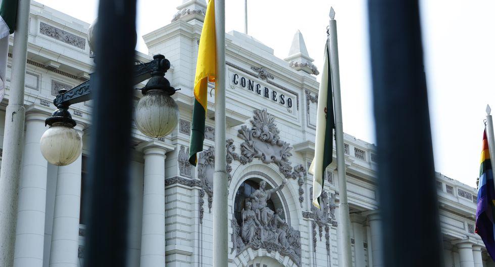 Comisión de Constitución debatirá este martes propuesta que deja en manos de la JNJ la evaluación de los pedidos de levantamiento de la inmunidad de los congresistas. (Foto: GEC)