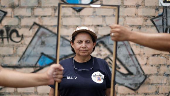 Susel Paredes, gerente de Fiscalización de la Municipalidad de La Victoria, iba a postular al Parlamento con Somos Perú con el N°2. (Foto: El Comercio)