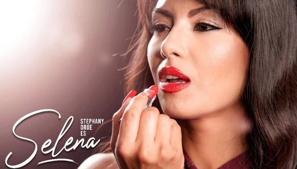 Stephany Orúe se mostró muy emocionada de protagonizar la obra sobre la vida de Selena Quintanilla. (Foto: Cortesía / CAST Espectáculos).