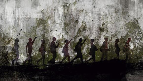 """""""Entonces, tenemos que estrenar una resiliencia activa y vigilante, sostenible en el tiempo"""". (Ilustración: Giovanni Tazza)"""