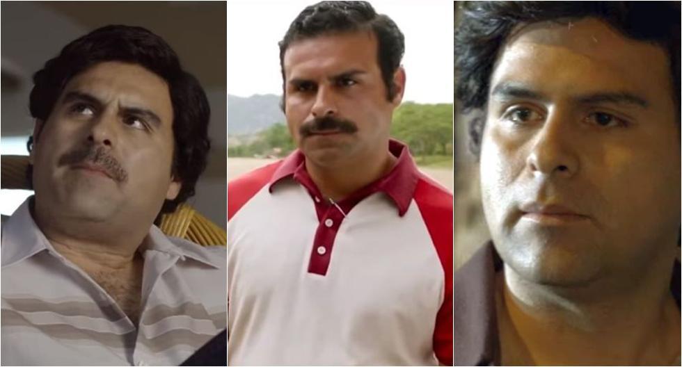 Mauricio Mejía es dueño de una carrera actoral marcada por la figura de Pablo Escobar.