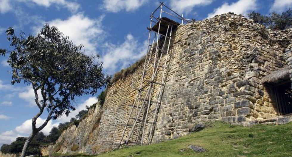 Kuélap, una fortaleza en la cima de una montaña. (Foto: El Comercio)