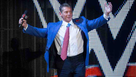 Vince McMahon, presidente de WWE, incrementó su patrimonio a pesar del golpe de la pandemia del coronavirus. (Foto: WWE)