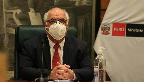 Luis Suárez-Ognio renunció al viceministerio del Minsa. (Foto: Minsa)