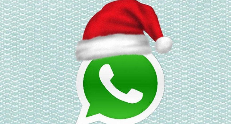 ¿No quieres agarrar tu celular a media noche para enviar tus saludos por Año Nuevo? Usa este truco de WhatsApp. (Foto: WhatsApp)