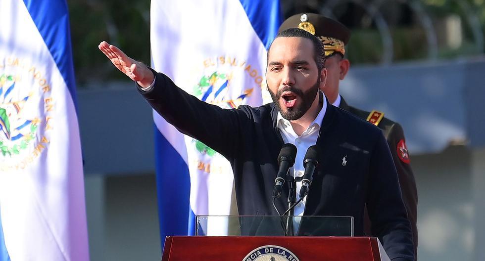 """Nayib Bukele tuiteó que """"la pista del aeropuerto de El Salvador queda cerrada a aviones que no sean de carga hasta nuevo aviso"""", como medida preventiva ante el brote del coronavirus. (AFP)."""