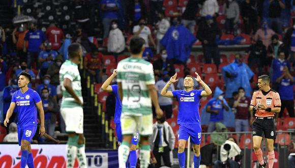 Cruz Azul enfrenta a Santos Laguna en la gran final de la Liga MX pero todo apunta a que no va a suceder otra vez una derrota de la 'Máquina'.